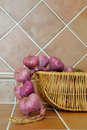 Free Onion In Kitchen Royalty Free Stock Images - 20572979