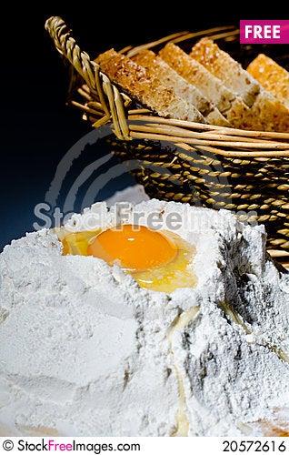 Free Recipe Royalty Free Stock Image - 20572616