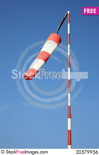 Free Red And White Flag Royalty Free Stock Image - 20579956