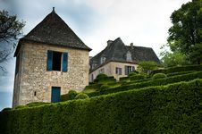 Free French Chateau Royalty Free Stock Images - 20570579