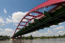 Free Pulawy Bridge Stock Photos - 20571573