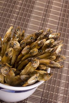 Free Dry Fish Stock Image - 20571821