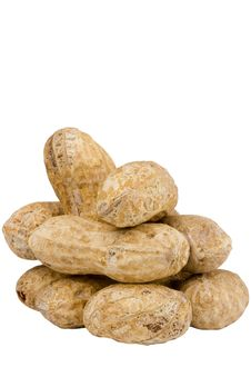 Free Pile Of Peanuts Stock Images - 20571874