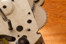 Free Gear Mechanism Royalty Free Stock Image - 20571926