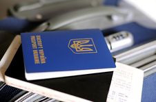 Passport Royalty Free Stock Images