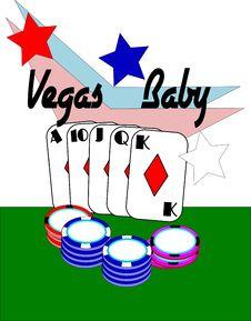 Free Vegas Baby Stock Image - 20573051