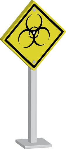 Free Biohazard Logo Stock Images - 20573444