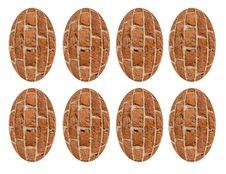 Free Red Bricks Wall Transformation Royalty Free Stock Photo - 20573955