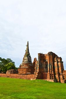 Free Historic Site Of Thailand Stock Photo - 20574280