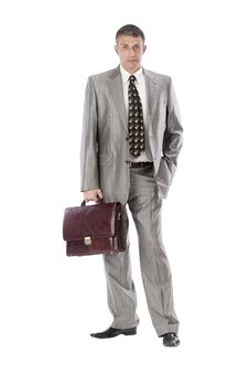 Free The Successful Businessman Stock Photos - 20574343