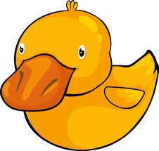 Free Illustration Duck Royalty Free Stock Image - 20574646