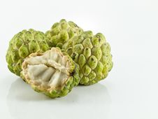Free Custard Apple Fruit Stock Photography - 20575132