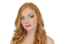 Free Redheaded Beauty Stock Photo - 20575170