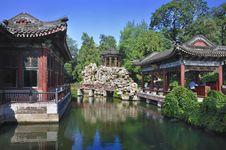 Free China Garden, Beihai Park ,Beijing Stock Photo - 20575220