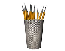 Free Pencils Royalty Free Stock Photography - 20575887