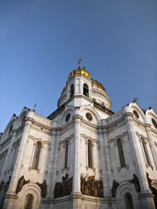Free Moscow Cathedral Stock Photography - 20576352