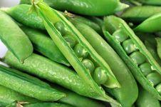 Free Green Peas Royalty Free Stock Photos - 20577138