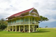 Free Maruekhathayawan Palace In Thailand Royalty Free Stock Photo - 20577355