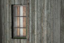 Free Background Of Old  Wall With Window Stock Photography - 20577402