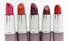 Free Lipsticks Royalty Free Stock Photos - 20578248