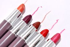 Free Lipsticks Stock Photography - 20578272