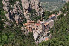 Free Santa Maria De Montserrat Royalty Free Stock Photo - 20578455