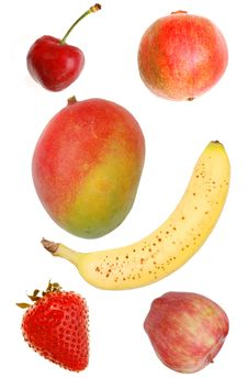 Free Fruits Royalty Free Stock Photography - 20578827
