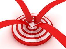 Free Target Royalty Free Stock Image - 20578966