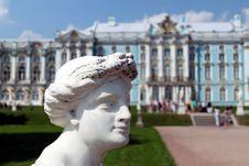Free Marble Head Royalty Free Stock Photo - 20579015