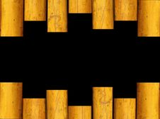 Free Bamboo Frame Royalty Free Stock Photography - 20579437