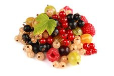 Free Berry Heap Royalty Free Stock Image - 20579666