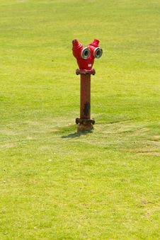 Free Fireplug On Grass Field Stock Photography - 20579812