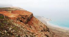 Free Lanzarote, Coast Royalty Free Stock Photos - 20579848