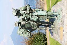 World War I Monument, Italy Stock Image