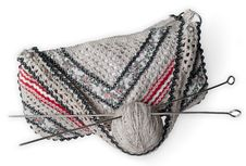 Free Knitted Bag Royalty Free Stock Photo - 20581335