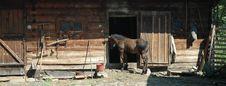 Rancho Royalty Free Stock Image