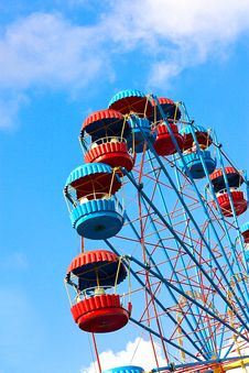 Free Ferris Wheel Stock Images - 20581724