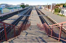 Free Railway Station Stock Photo - 20582840