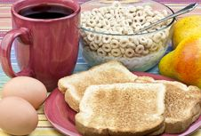 Free Breakfast Stock Image - 20583211
