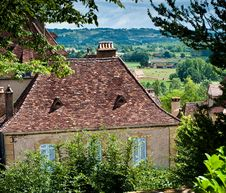 Free French Chateau Stock Photography - 20583282