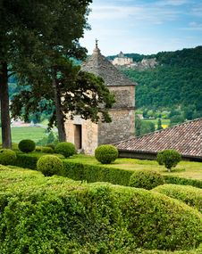 Free Les Jardins De Marqueyssac Royalty Free Stock Photos - 20583308