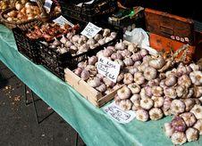 Free Garlic For Sake Stock Image - 20583501