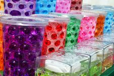 Free Colored Balls Royalty Free Stock Image - 20584006