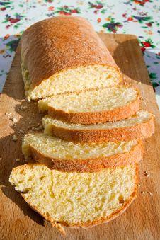 Free Homemade Sicilian Bread Royalty Free Stock Photo - 20584085