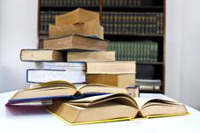 Free Pile Of Books Stock Photos - 20585023
