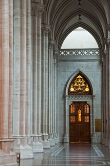 Free In The Cathedral Stock Images - 20585294