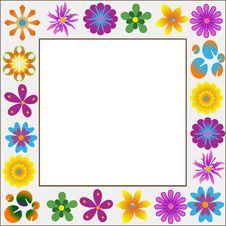 Free Flowers Frame Stock Images - 20585484