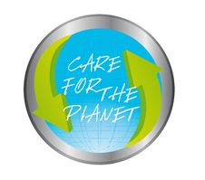 Free Care For The Planet Royalty Free Stock Photography - 20585537