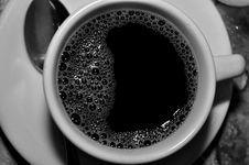 Free Black Coffee Stock Photo - 20585890