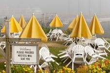 Free Welcome Sign Resort Cafe Royalty Free Stock Photo - 20586205